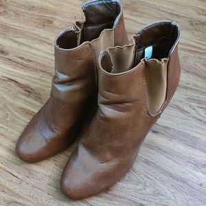 Merona wedge boots